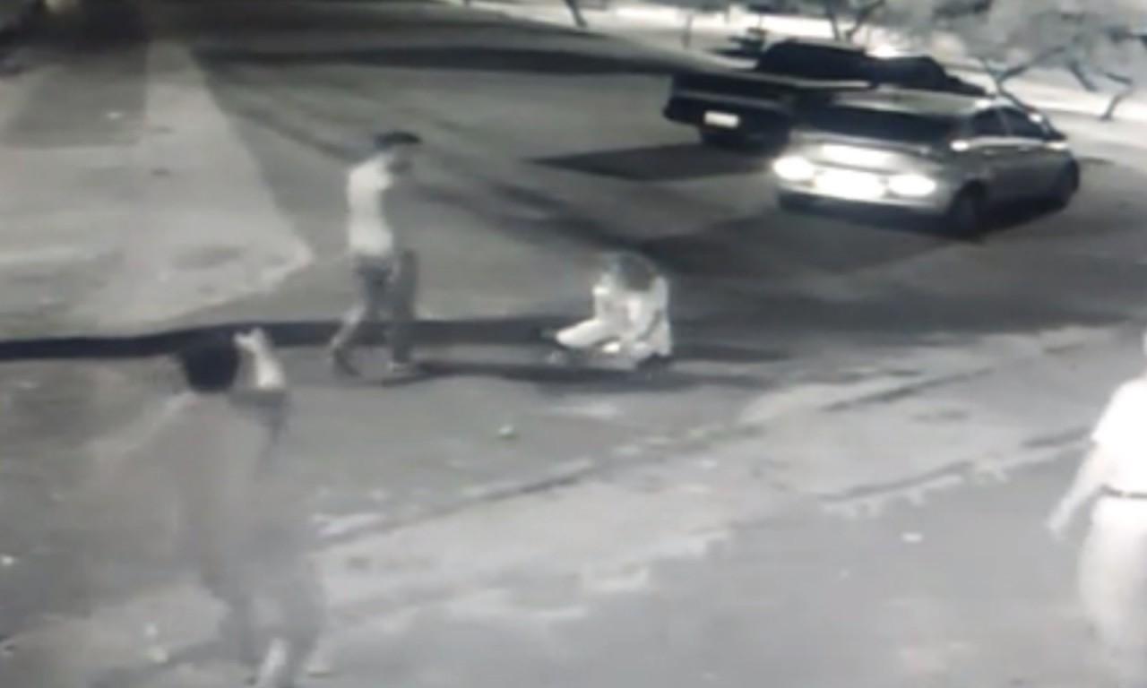 Segundo o relato da vítima à Polícia Civil, ela foi espancada quando eles iam para a igreja  Foto: Divulgação