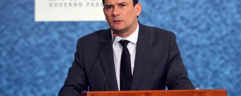 Sérgio Moro (Foto: Isaac Amorim/MJSP)