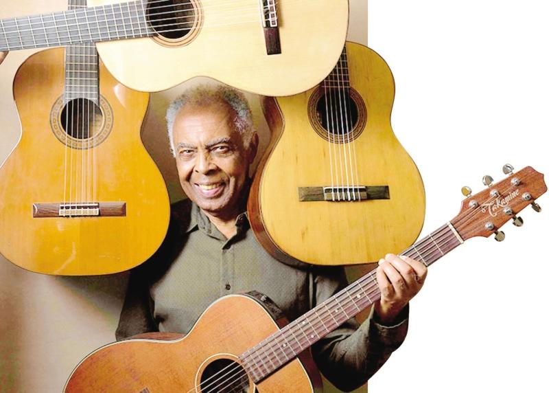 """Gilberto Gil: """"Os prêmios, as homenagens e o reconhecimento serão sempre recebidos com satisfação e gratidão"""""""