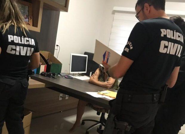 Representantes da categoria dizem que o baixo contingente prejudica o trabalho (Foto: Polícia Civil de Goiás)